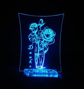 Danke LED ice-blue